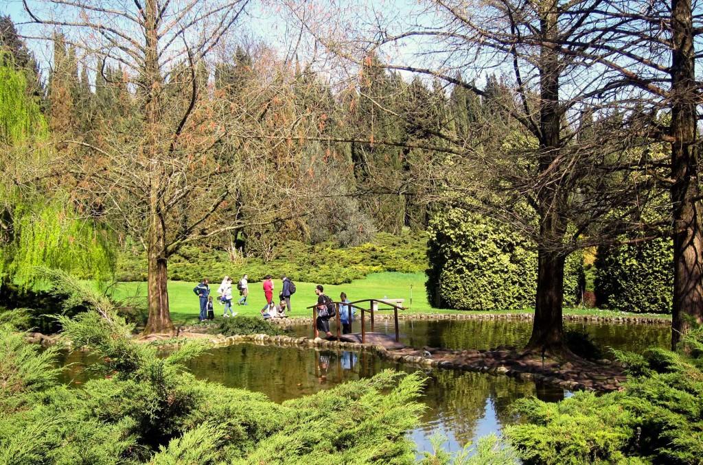 Ponticello al Parco Giardino Sigurtà