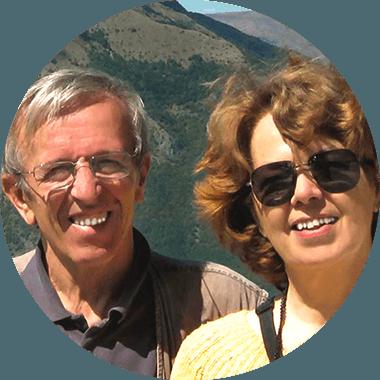 Vagabondi in Italia - Mariella Moresco & Giordano Fornasier