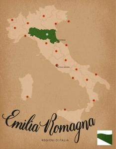 Italia Regioni Emilia Romagna