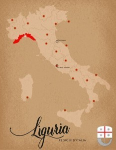 Italia Regioni Liguria