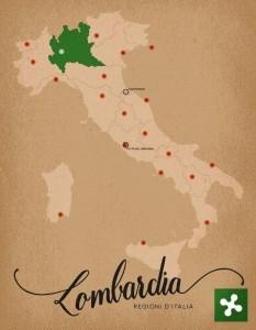 Italia Regioni Lombardia