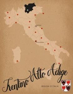 Italia Regioni Trentino Alto Adige