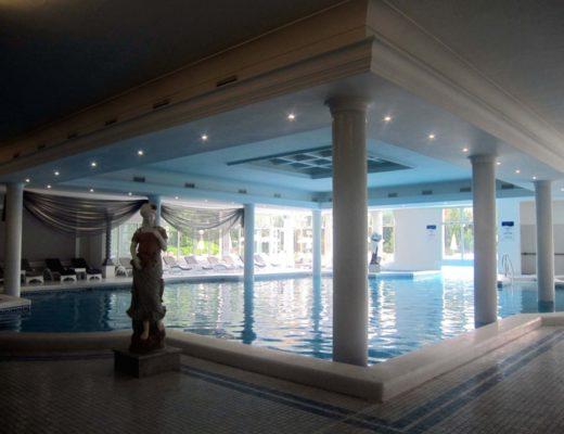 piscina termale abano