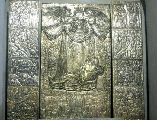 romano rui madonna misericordia san gottardo milano