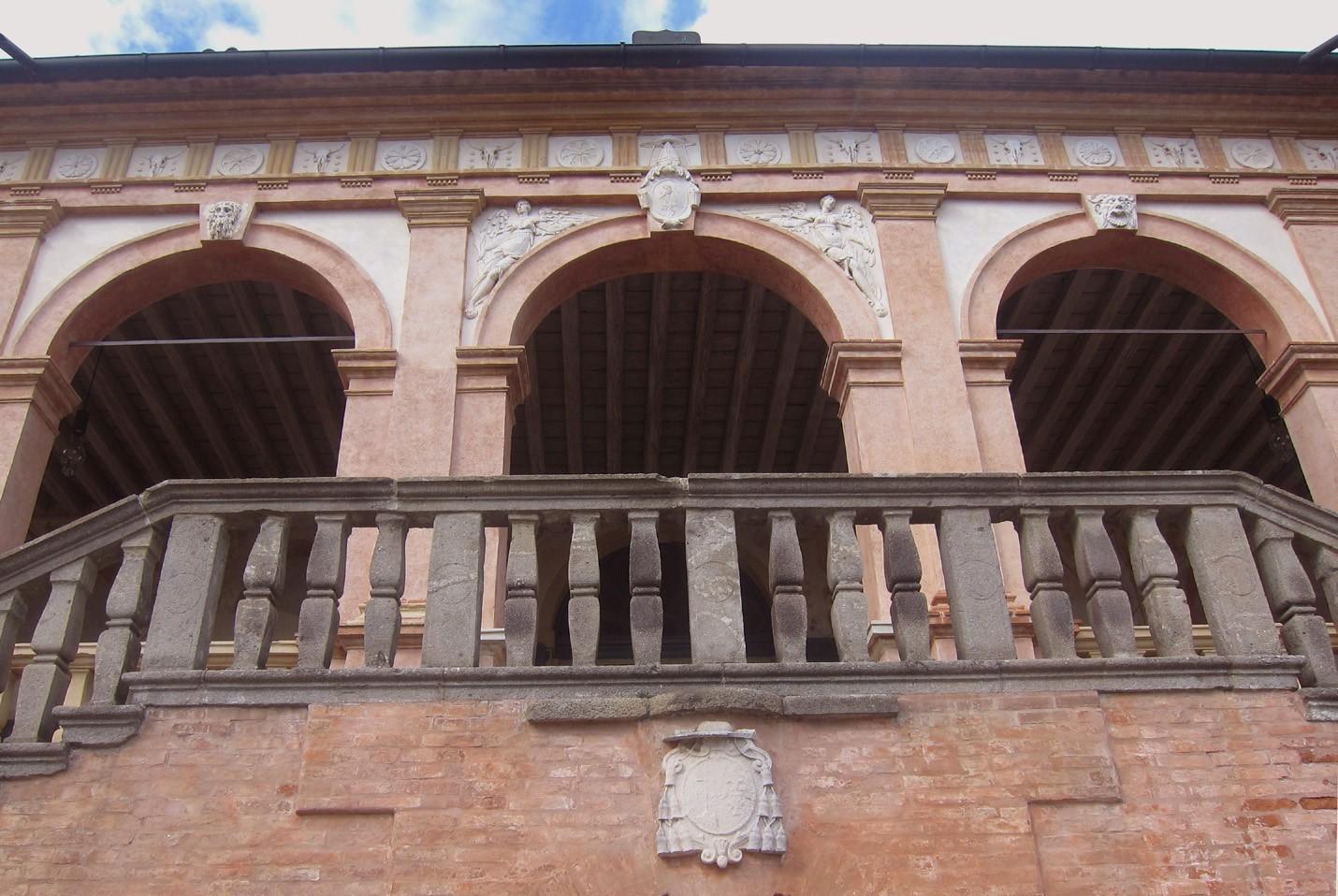 La villa dei vescovi tra i colli euganei vagabondi in italia for Ville architetti famosi