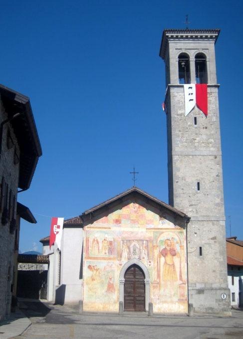chiesa borgo bressana cividale