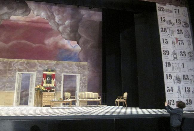piccolo teatro il palcoscenico