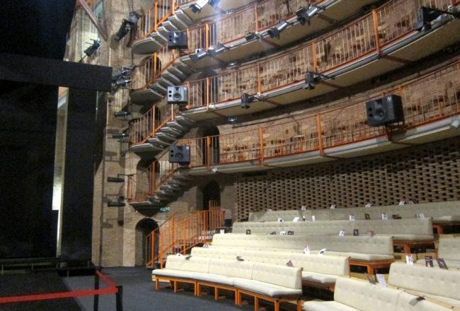 teatro studio a Milano