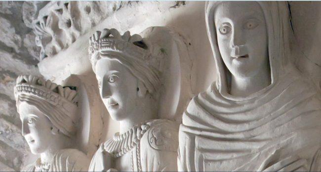 sculture tempietto longobardo cividale