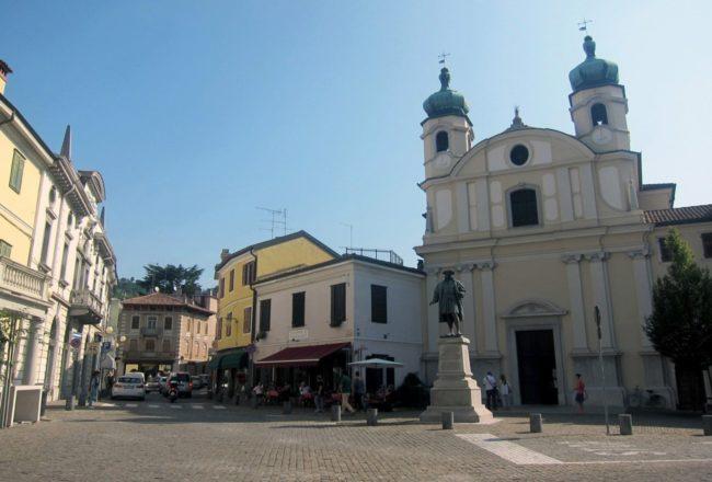 cormons piazza centrale