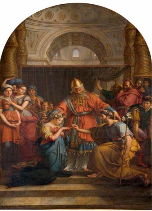 Jean-Baptiste-Wicar-Lo-Sposalizio-della-Vergine