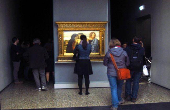 pinacoteca brera mantegna