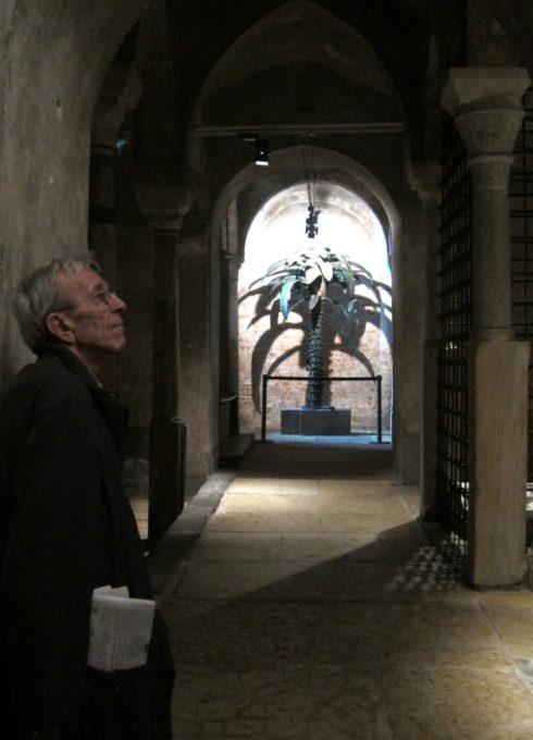 cripta san sepolcro milano