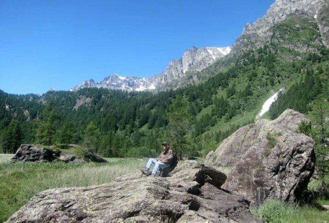 La montagna a Crampiolo