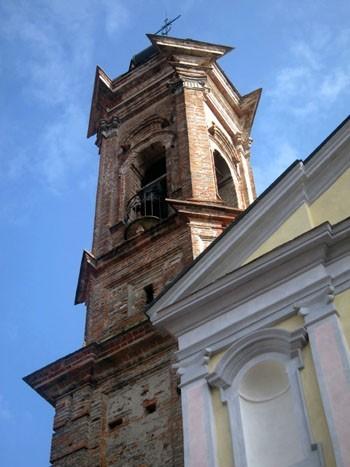 la morra  chiesa di san sebastiano