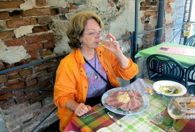 cibo delle langhe