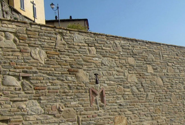 mura di la morra