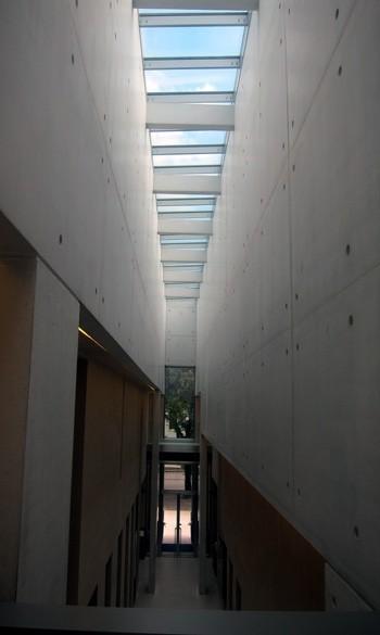 Corridoio di ingresso del Museo Bailo