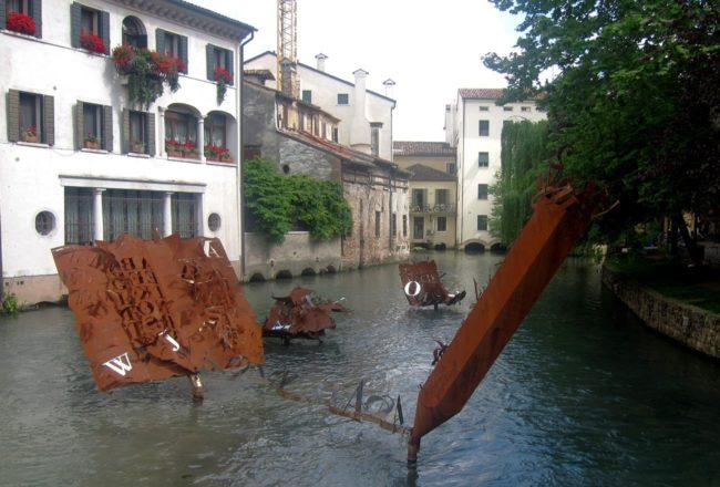 Treviso: Pescheria poesia d'acqua