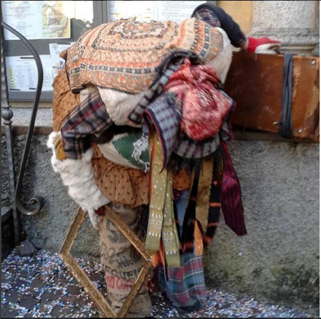 carnevale di Schignano: oh, povero Brutt!