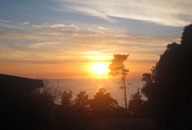 La Francesca: tramonti spettacolari