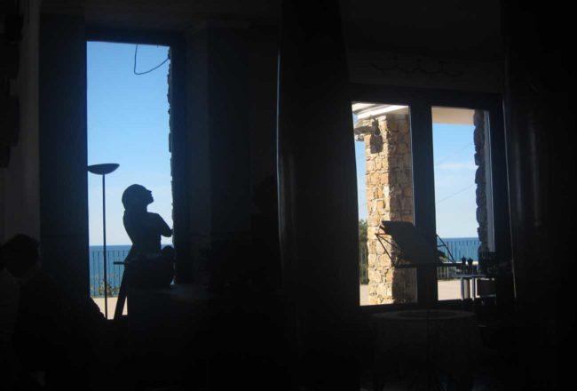 La Francesca: vista dal ristorante
