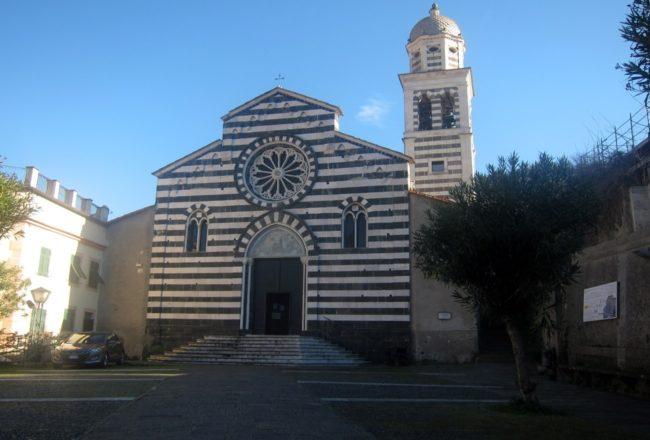 Levanto senza tempo: chiesa di Sant'Andrea