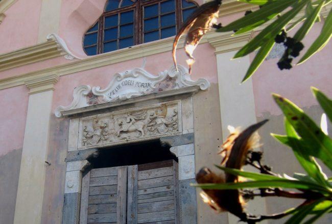 Levanto senza tempo: chiesa NostraSignora della Costa