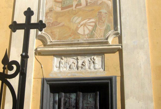 Levanto senza tempo: oratorio di San Rocco