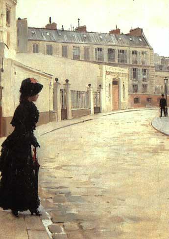 Manet e la Parigi moderna: Jean Béraud, L'attesa
