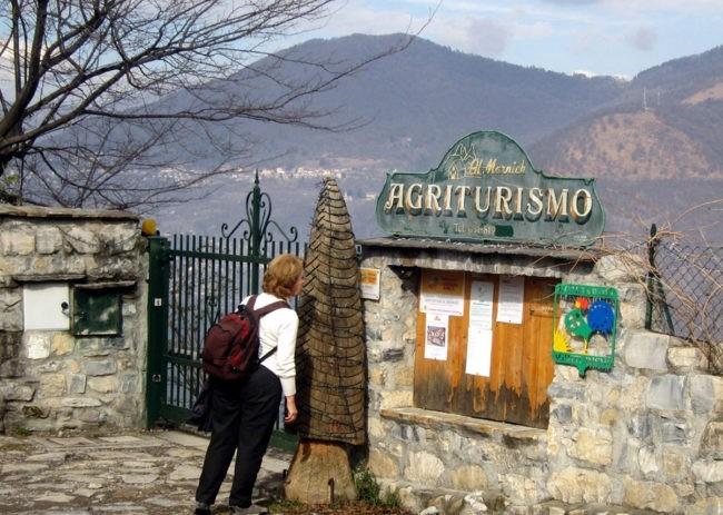 Agriturismo AlMarnic sopra Schignano