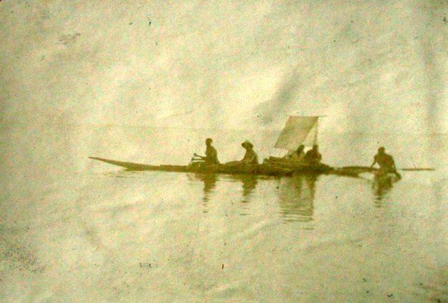 150 anni società geografica italiana: esplorazione in canoa