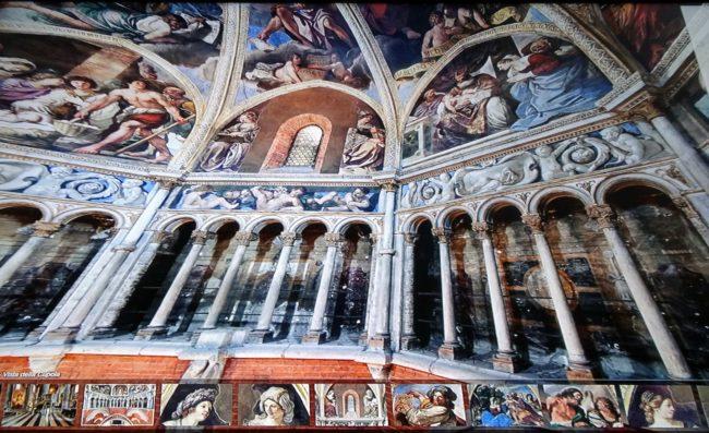 Il Guercino a Piacenza: decorazioni della cupola del Duomo