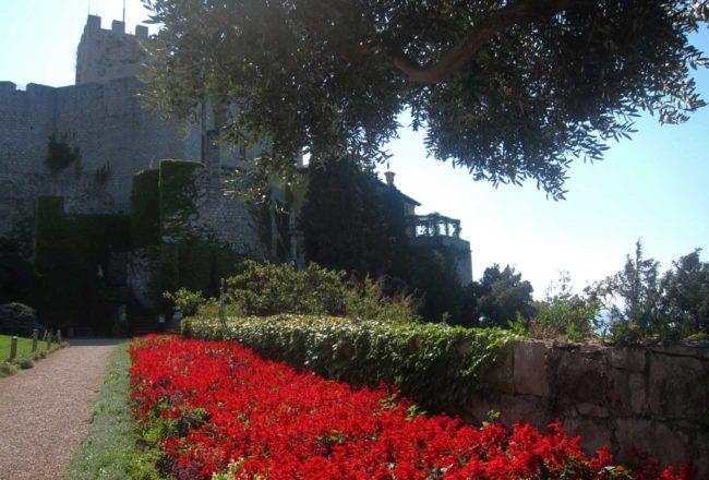 Duino il romantico castello di Rilke: arrivando al castello