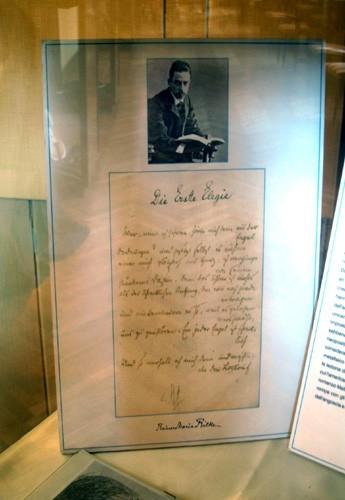 Duino il romantico castello di Rilke: la Prima Elegia di Rilke