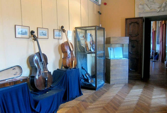 Duino il romantico castello di Rilke: collezione di archi