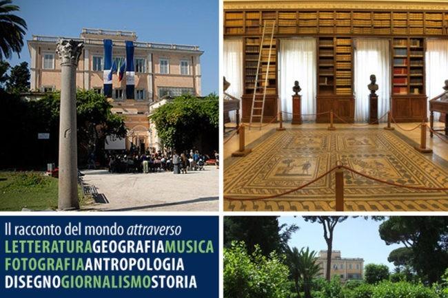 Società Geografica Italiana: la sede