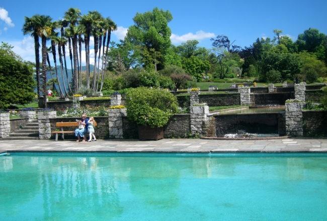 Villa Taranto sul Lago Maggiore
