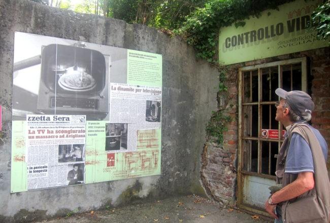 """"""" La TV ha scongiurato un massacro ad Avigliana"""" I giornali parlano di una esplosione evitata dai controlli interni"""