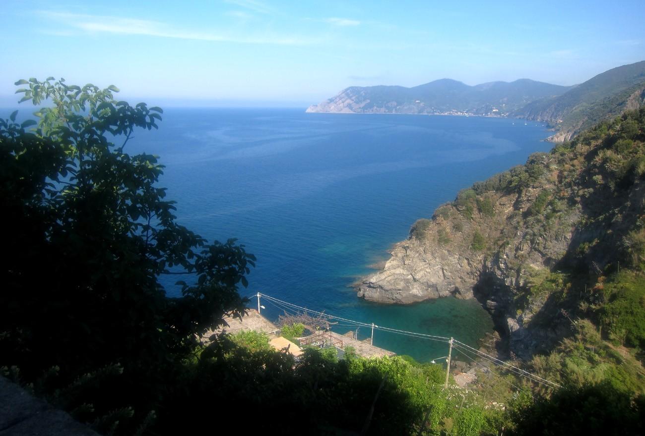 A Le Terrazze di Corniglia - Vagabondi in Italia
