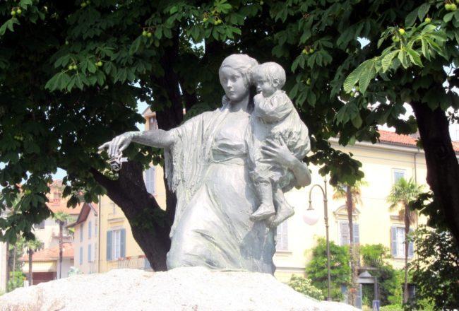 Troubetzkoy verbania monumento caduti
