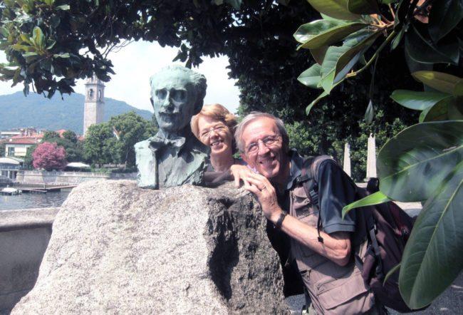 monumento a Toscanini Troubetzkoy