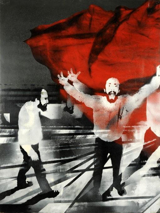 Ph: Fabrizio Stipari / CreVal - Paolo Baratella, Come se mi alzassi e prendessi coscienza