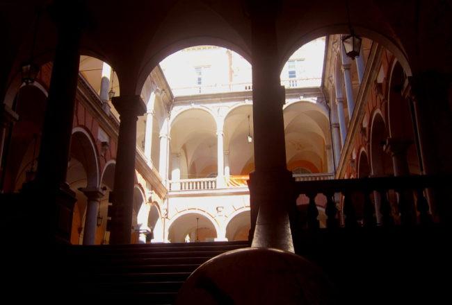 palazzo tursi rolli genova