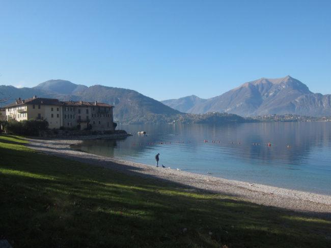 lierna castello e il lago