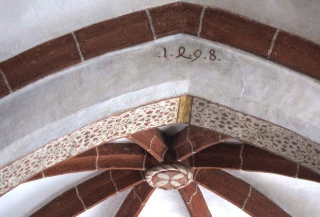data chiesa corvara alta badia