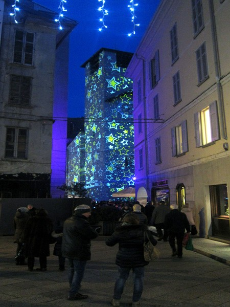 magic light festival como