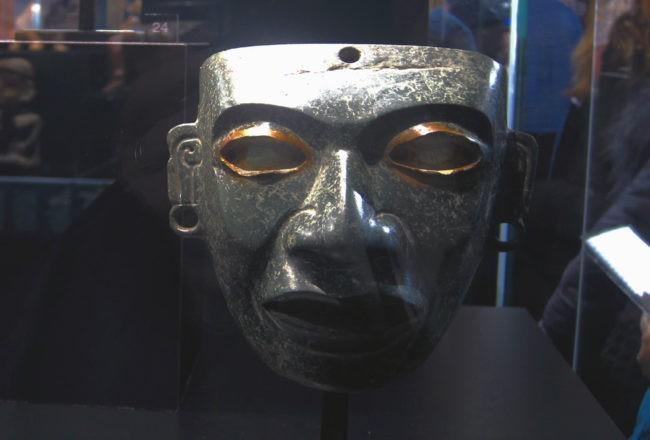 Maschera precolombiana Venezia