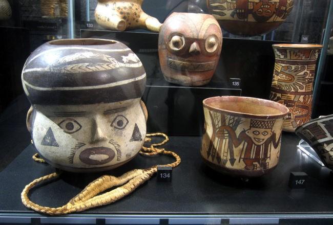 Arte precolombiana a Venezia