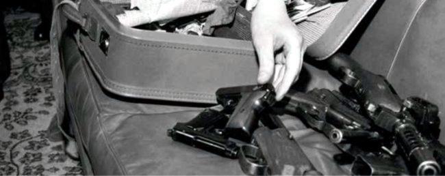 mostra mala milano armi